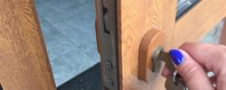 Leytonstone locks change